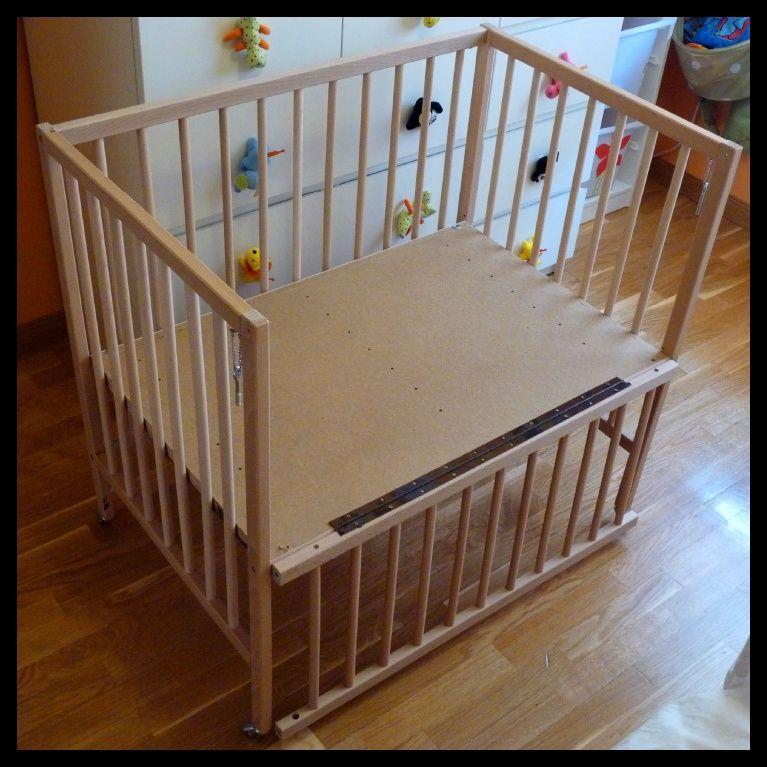 SNIGLAR - Crib co sleeper - IKEA Hackers - IKEA Hackers | baby ...