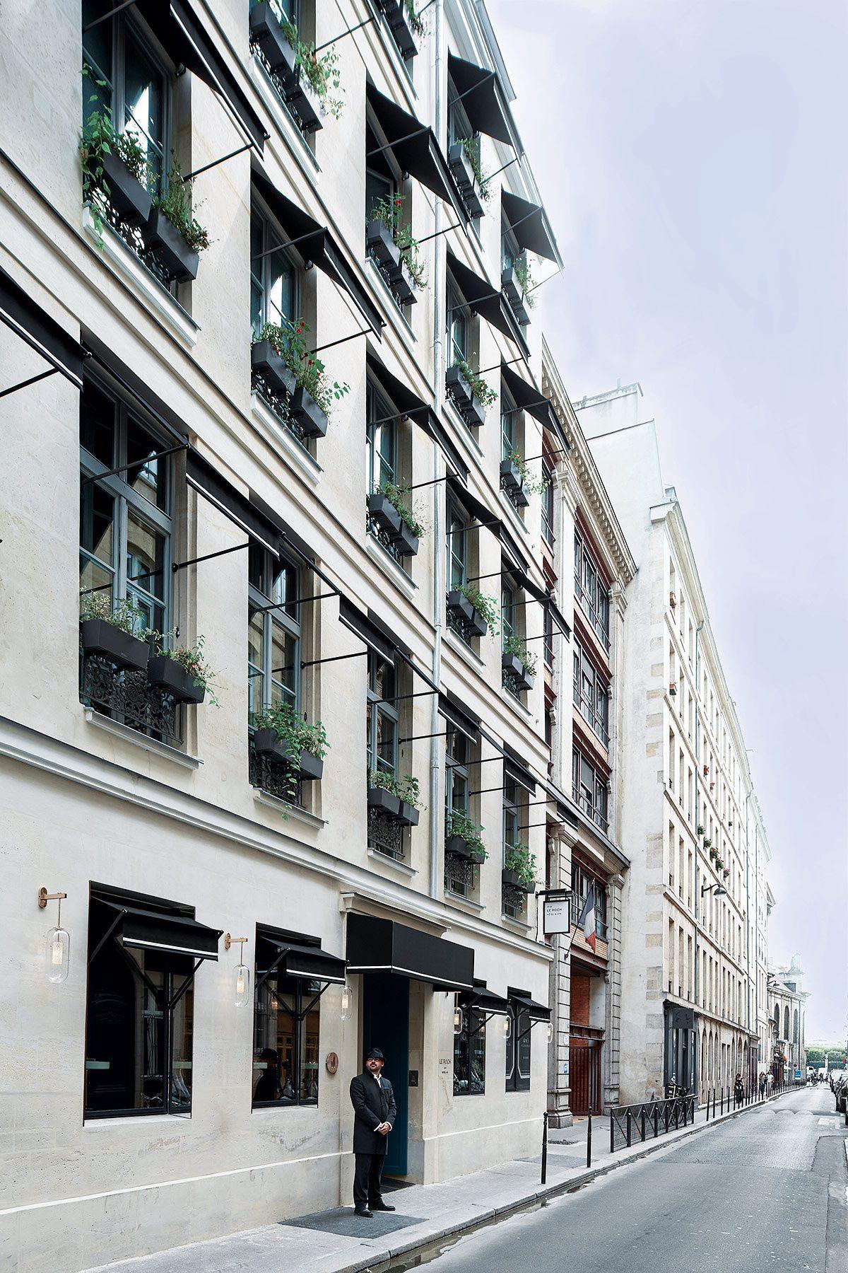 Le Roch Tel & Spa En Par Hotel Casas