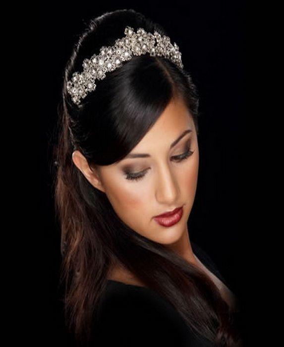 Black Wedding Hairstyles Black Wedding Hairstyles With Tiara