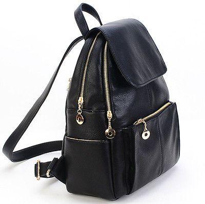 Girl School Bag Travel Cute Backpack Satchel Women Shoulder ...