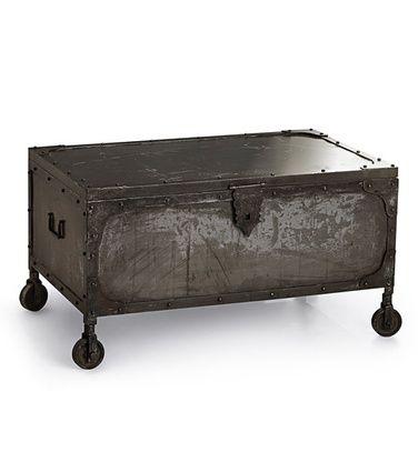 industrial trunk on wheels..I want it