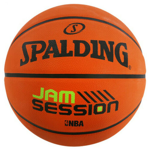 Spalding Nba Jam Session Basketball Official Game Ball Size 7 29 5 83 187z 722382174246 Ebay In 2020 Basketball Nba Jam Spalding