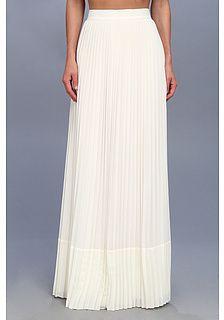 fa74b97688d Badgley Mischka Pleated Maxi Skirt on shopstyle.com   closet ...