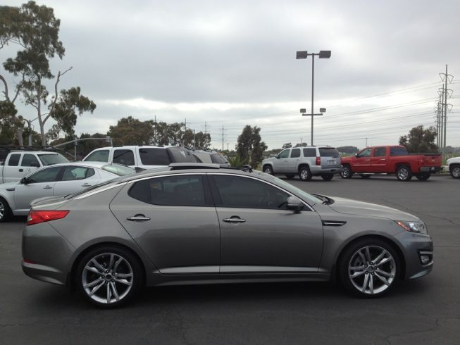 New 2013 Kia Optima Sx L Titanium  Most Likely The Only Car From Kia That I  Would EVER Buy!