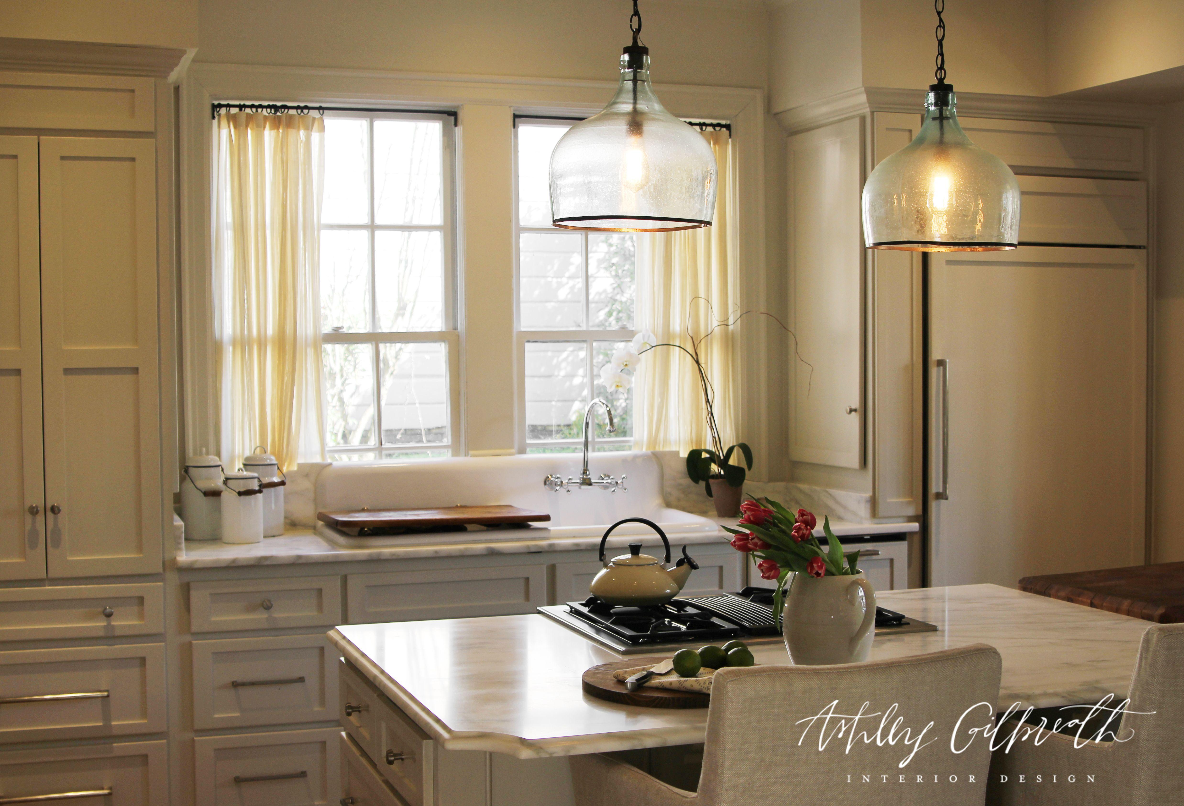 Ashley Gilbreath Interior Design Montgomery Alabama Kitchen Glamorous Designer Kitchen Curtains Decorating Design