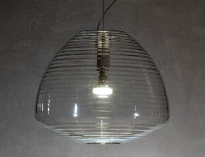 Glass pendant lamp from within4walls com