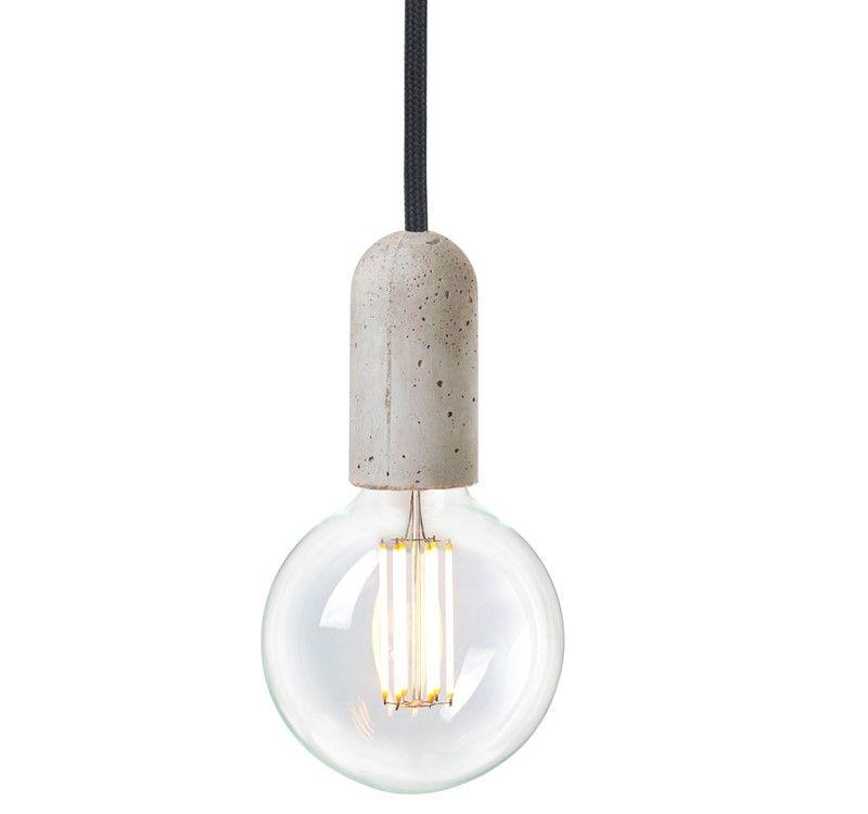 Lampe Betong Asphalt CTT061