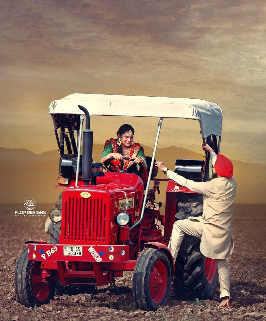 """27 Likes, 2 Comments - Flop Photography & Designs (@photographyflop) on Instagram: """"This one is amazing ! Contact 8437609095 for Pre-Wedding Still & Videoshoots  #FlopDesigns #punjabi…"""""""
