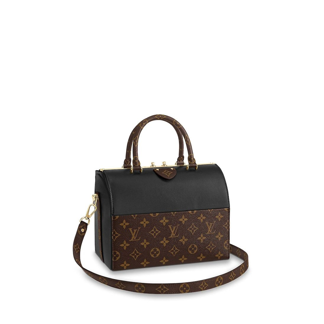 View 1 - Other leathers HANDBAGS Top Handles Speedy Doctor 25   Louis  Vuitton ® 6fbc5f67cc