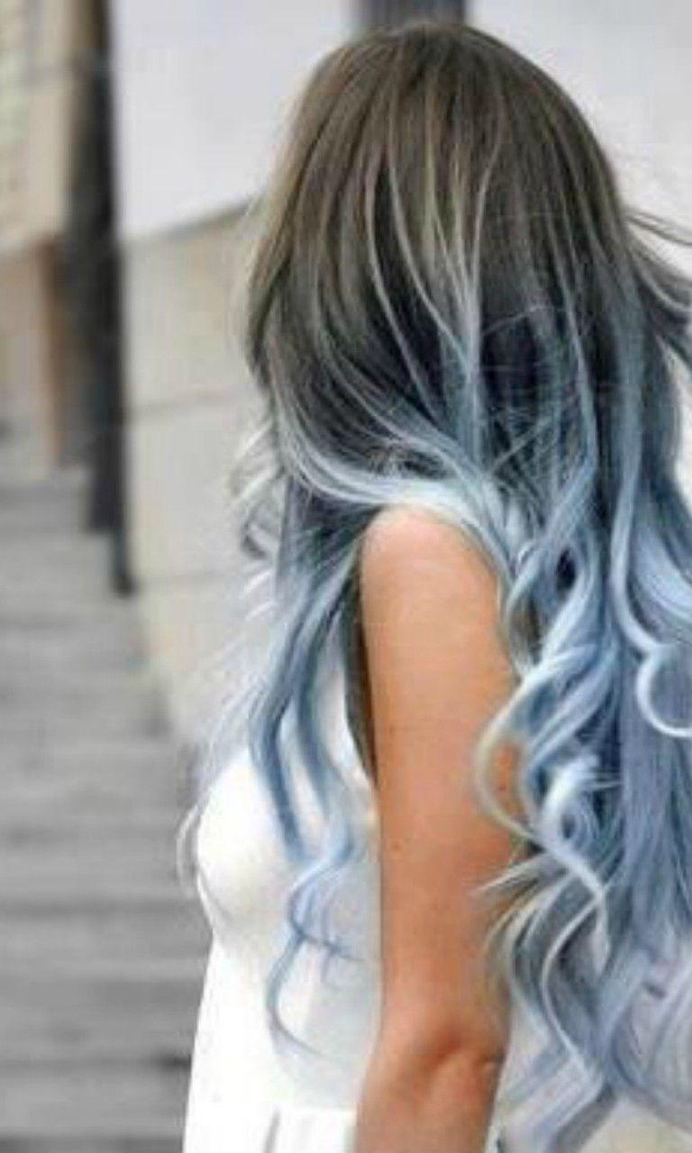 pelo gris azul californianas - Buscar con Google   Locura ...