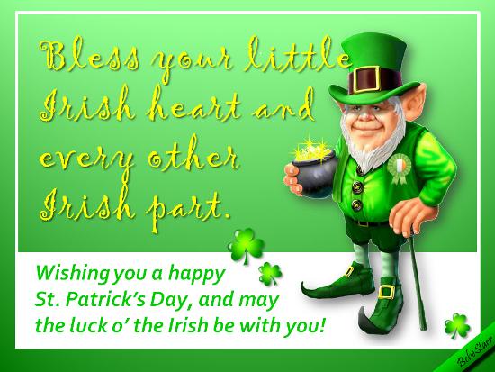 Funny irish birthday limericks yahoo image search for Funny irish sayings for st patrick day