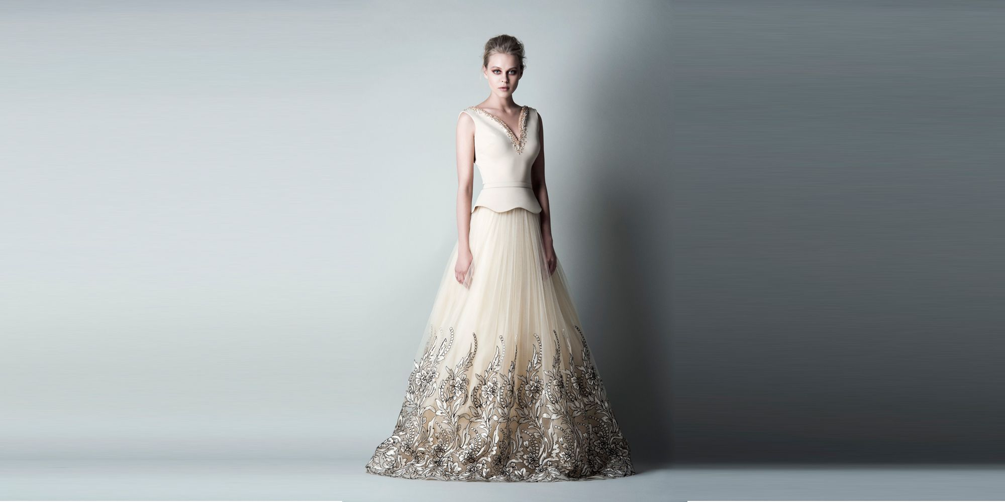 Saiid Kobeisy | Fashion Designer | Haute Couture | Online Dresses | Bridal Collection