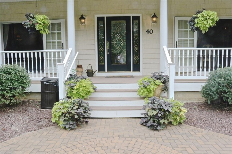 Trex Front Porch Steps Google Search Front Porch Steps