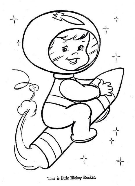 Astronauta cohete | PROJECTS I LIKE | Pinterest | Astronautas ...