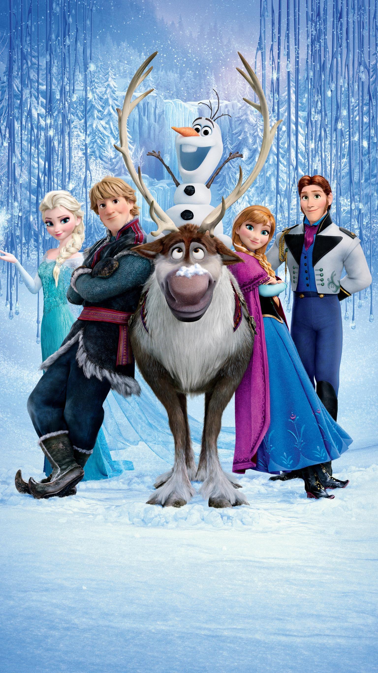 Frozen 2013 Phone Wallpaper Moviemania Frozen Poster Frozen Movie Disney Frozen