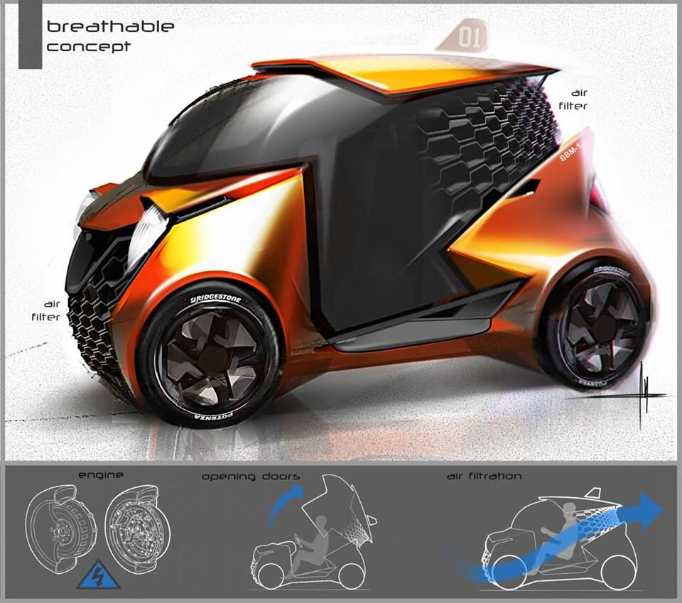 Pin by Animators Resource on Vehicles Concept car