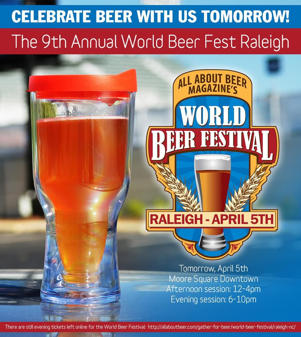 Please Make Sure To Stop By Our Booth At World Beer Festival This Weekend We Re In Booth 89 First Booth At Gate 2 Mo Beer Magazine Beer Festival Beer Fest