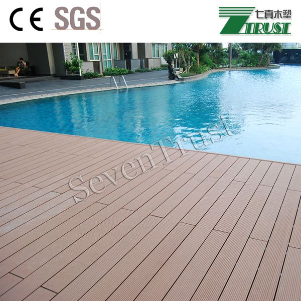 Build Cheap Patio Wood Plastic Deck ,best Composite Decking For Sale,cheap  Wood Plastic
