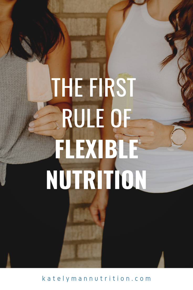 THE RULES OF FLEXIBLE DIETING AND FLEXIBLE NUTRITION ...