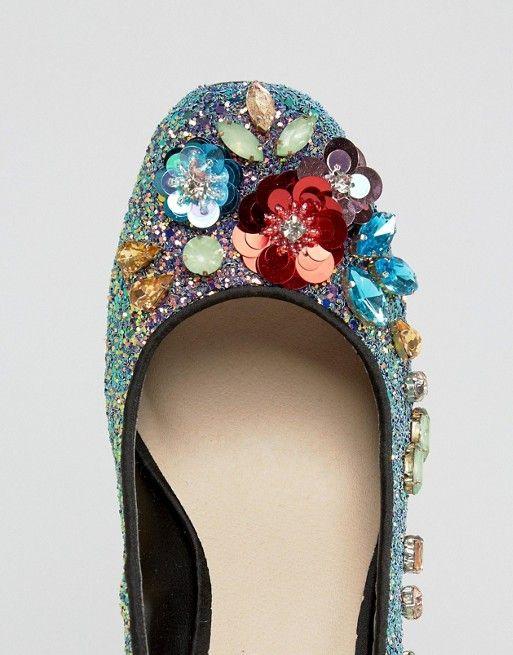 ASOS   ASOS PROVEN Embellished Heels