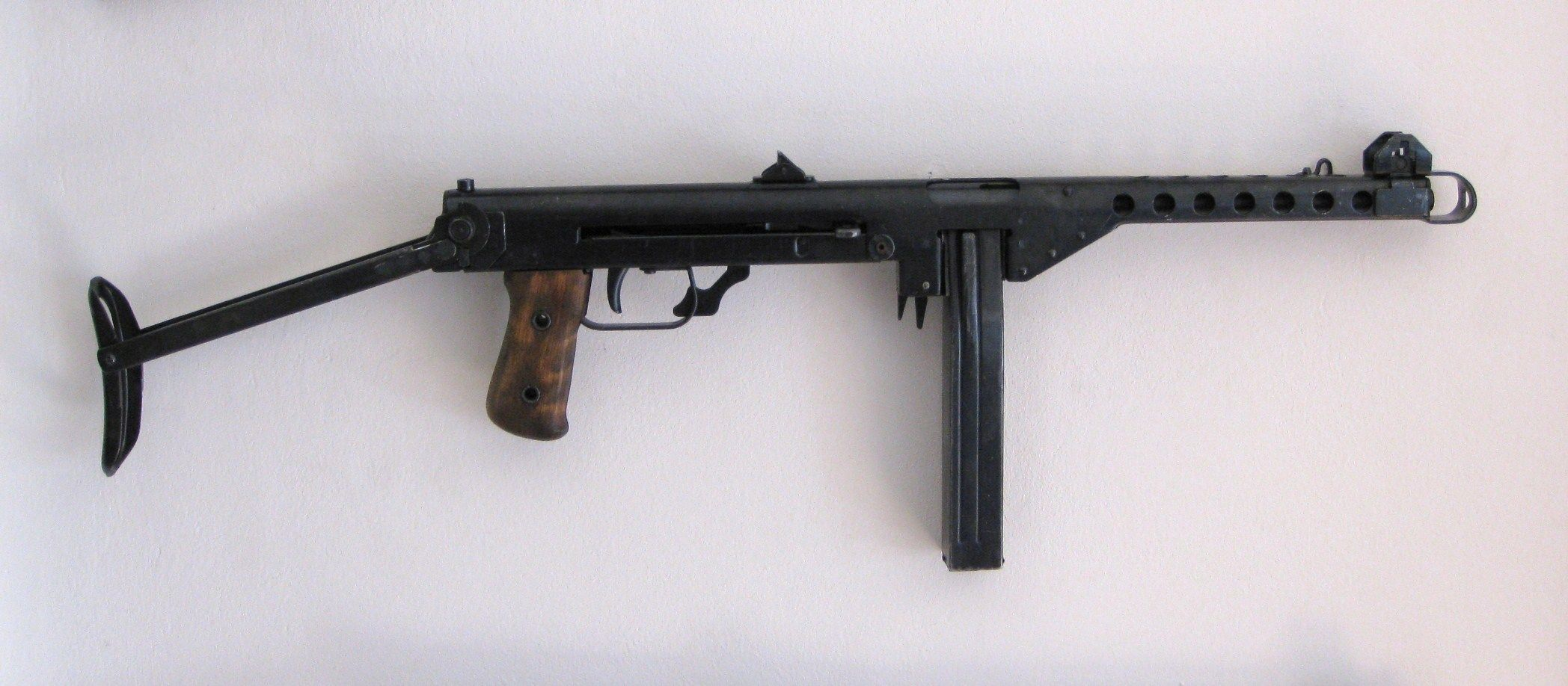 Finnish PPS- 43 in 9mm KP-44 | Antique, rare and luxury guns