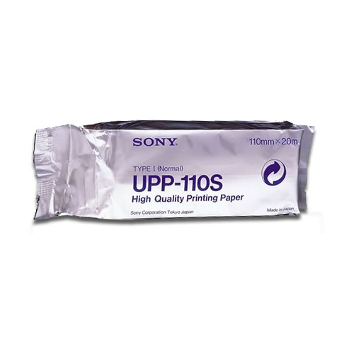 Sony Upp110s Upp 110s Standard Thermal Paper Hiliex Sony Thermal Printed Paper