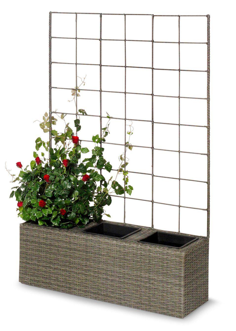 bac fleurs avec treillis paros livraison sp ciale conditions g n rales de vente et plante. Black Bedroom Furniture Sets. Home Design Ideas