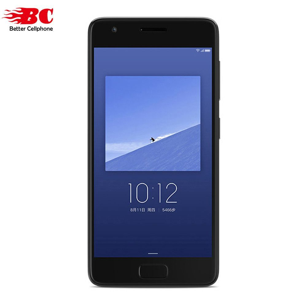 Newest Original Lenovo ZUK Z2 ZUI 2.0 Android 6.0 Snapdragon 820 Quad Core Android 6.0 64G ROM 4G RAM 5.0'' FDD-LTE Smart Phone
