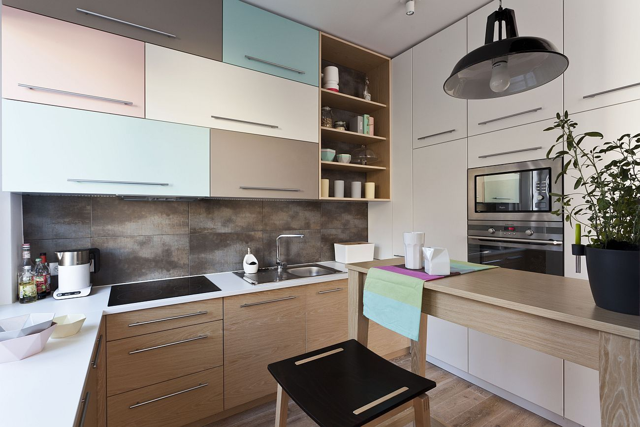 Projekt Kuchni Optymistycznej Bezpretensjonalne Krolestwo Pasteli Kosztorys Kitchen Dining Home Decor Kitchen