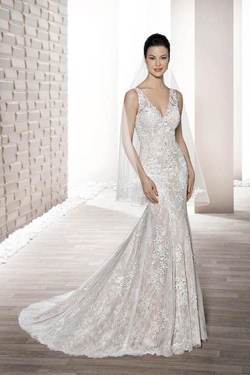 bridal-gowns-demetrios-23902 | Wedding - Dresses | Pinterest ...