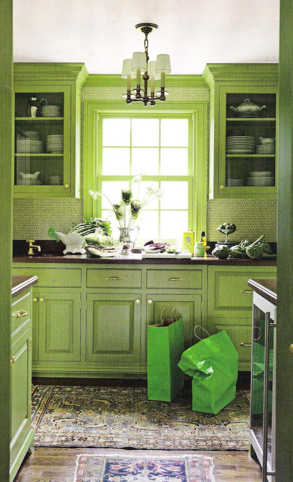 Best Kitchen Beautiful And Fancy Lime Green Kitchen Cabinets 400 x 300