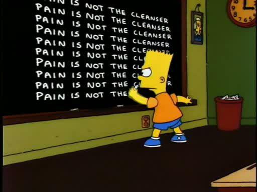 The Simpsons  Season 9 Episode 15