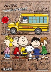 Solve The Gang is Ready for Back to School jigsaw puzzle online with 70 pieces