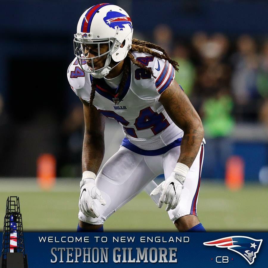 Welcome To New England Stephon Gilmore Cb Nepats New England Patriots New England Patriots Football New England