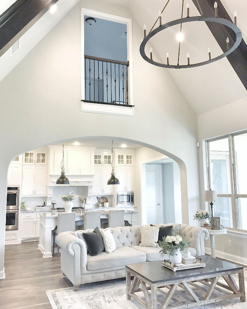 marvellous french style living room furniture | Marvelous Farmhouse Style Living Room Design Ideas 12 ...