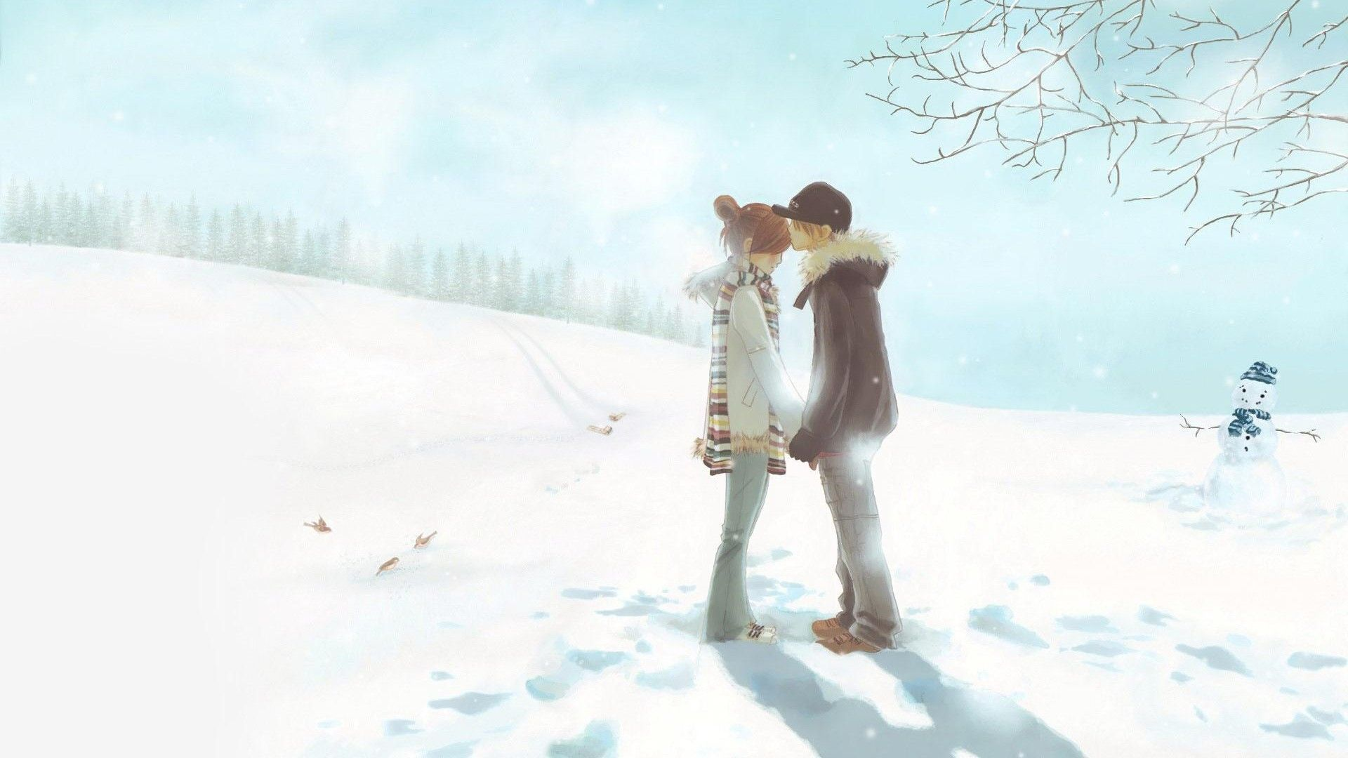Cute Anime Couple Wallpaper 1920×1080 Anime Couple