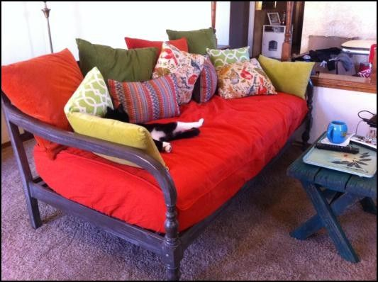 World Market Sofa Daybed Couch Sofa Gallery Pinterest Sofa