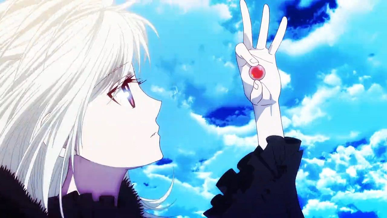Sezon jesienny '15 część 6 K project, Anime, K project