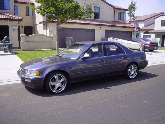 My 92 Acura Legend