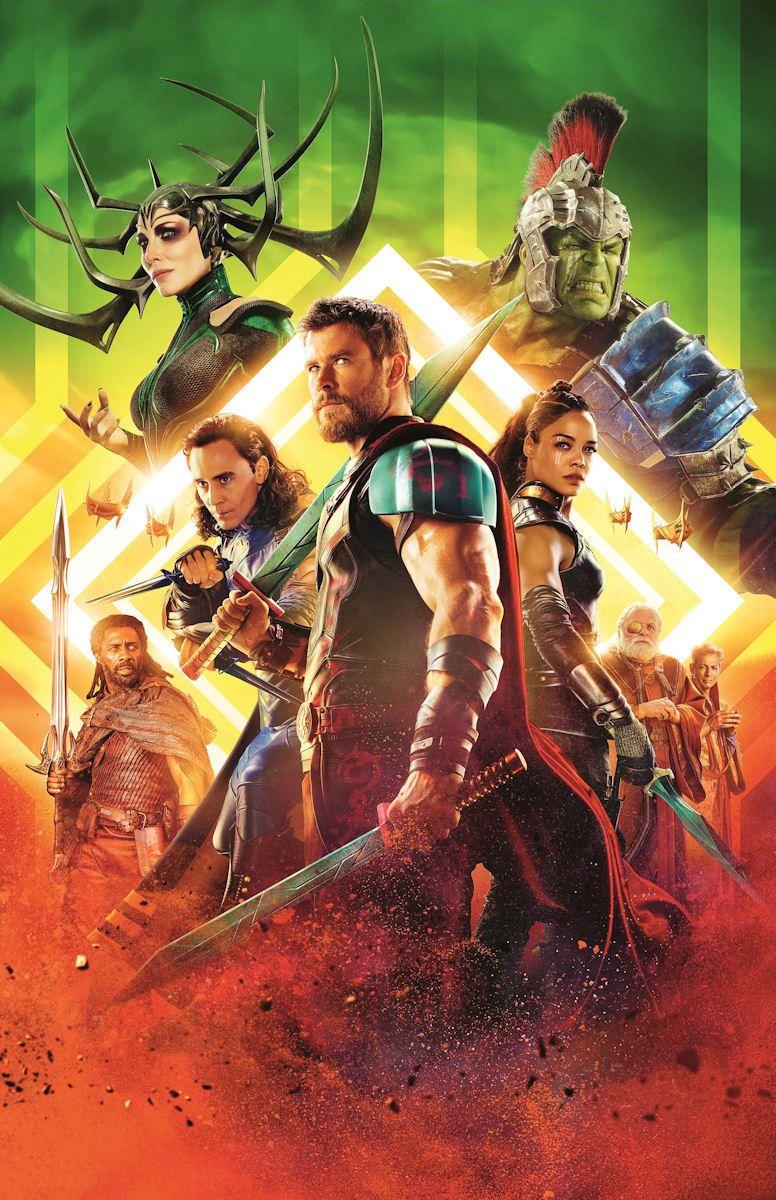 "$11.99 - Thor - Ragnarok ( 11"" X 17"" ) Movie Collector's Poster Print (T14)- B2G1F #ebay #Collectibles"