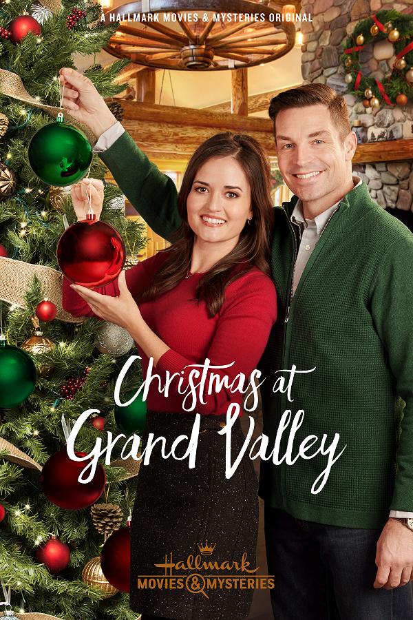"""""""Christmas at Grand Valley"""" (2018)   Hallmark christmas movies, Christmas movies on tv, Hallmark ..."""