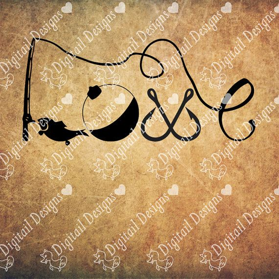 Fishing Love Car Decal The Decal Is Easy To Apply And Comes With - How to make car decals with cricut explore