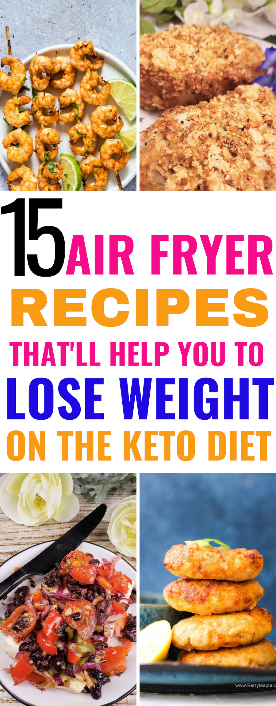 15 Keto Air Fryer Recipes That Are Quick, Easy & Healthy ...