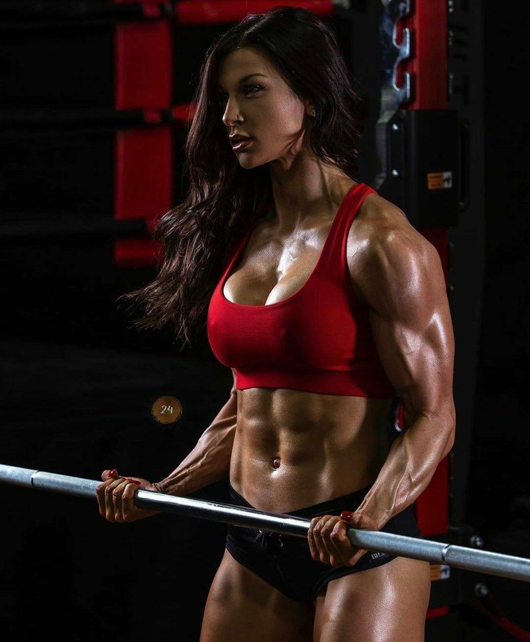 Pin By Alexander John On Muscle Women Muscle Women Muscle Girls Fitness Models Female
