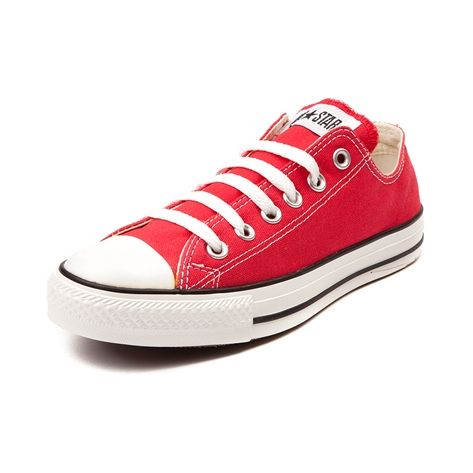 a0eca1b268 Shop for Converse All Star Lo Sneaker in Red at Journeys Shoes. Shop today  for the hottest brands in mens shoes and womens shoes at Journeys.com.
