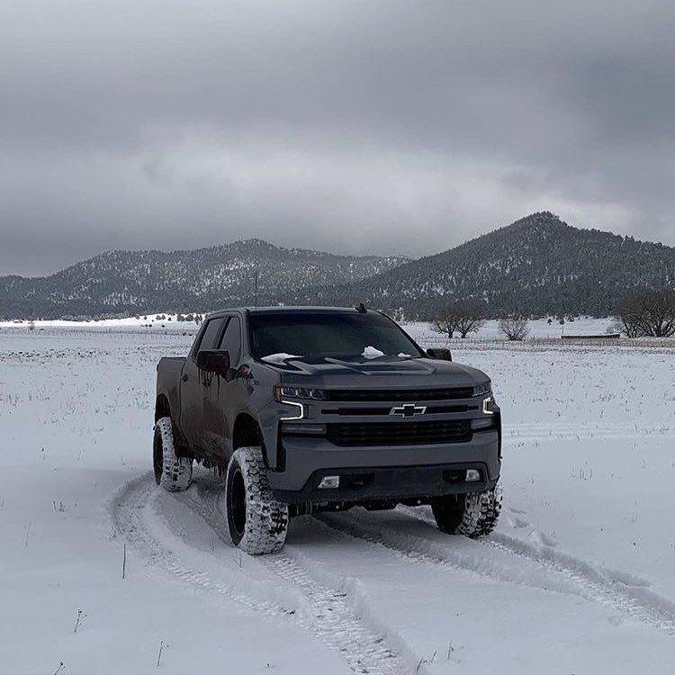 2019silverado On Instagram Steel Z71 S 2019 Rst Z71 6 Bds Lift