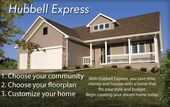 Hubbell Homes Is The Largest Custom Home Builder In Des Moines Iowa And Part Of Family Companies Supporting Growth For