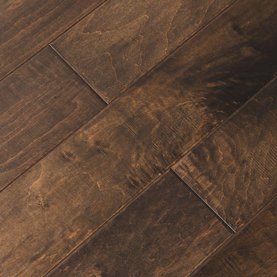 Shop Shaw Granville Maple 4 94 In Quarry Maple Engineered Hardwood Flooring 15 9 Sq Ft At Lowes Com Hardwood Floors