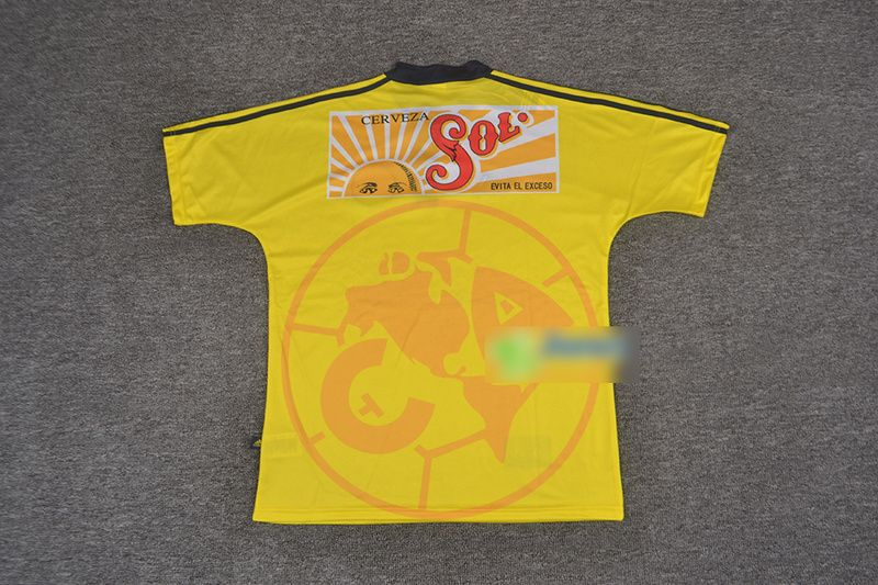 Club America Home Retro 1997#Yupoo makeup #cosmetic #Jersey | Jersey