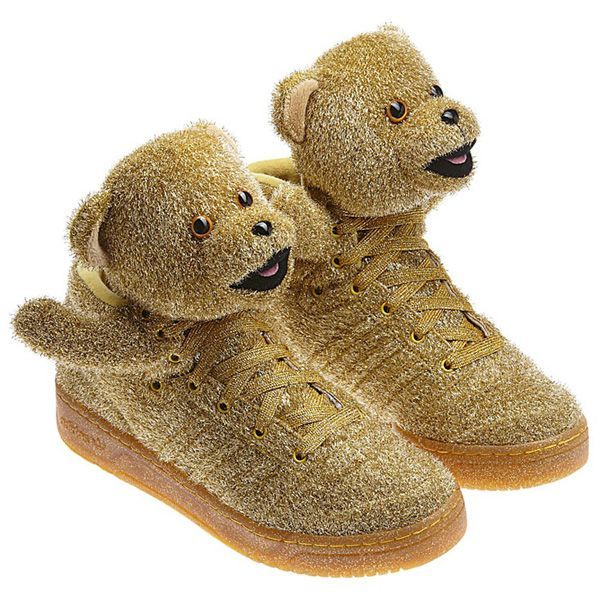 Coolest men`s shoes ever by Jeremy Scott - Adidas :)